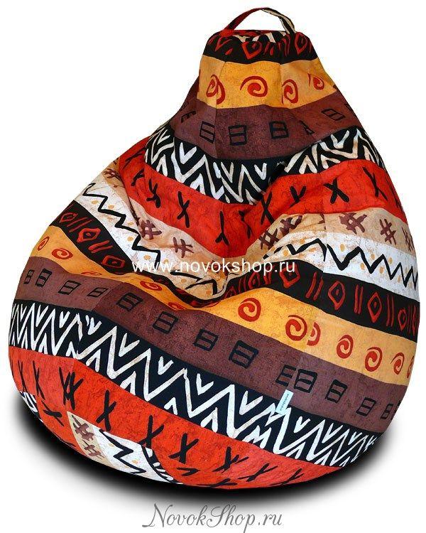 Кресло-мешок Африка (ТАММ)